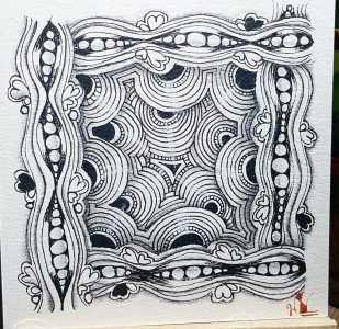 Tangle and Inspire